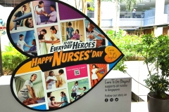 Happy Nurses Day at Woodlands Polyclinic