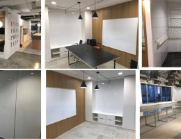 Co sharing office at downtown - 230 sq meter