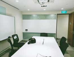 Converting glass panel to GD Mag matte Whiteboard System