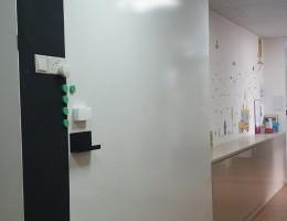 Premium magnetic whiteboard at THK EIPIC CENTRE