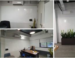 Visual Magnetic whiteboard at Mendaki Jurong