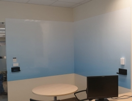 Magnetic Whiteboard For Meeting Room