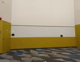 Magnetic Whiteboard System @ Polytechnic<br> Lecture Theatre, 5.8m x 1m