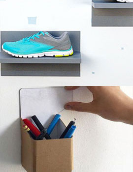 Magnetic whiteboard and magnetic wall